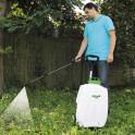 Pulvérisateur-trolley rechargeable