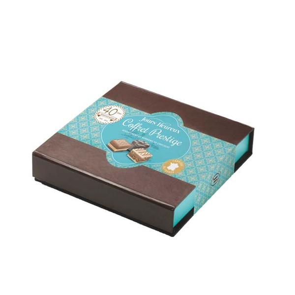 Coffret prestige chocolat - 12 variétés (250 g)