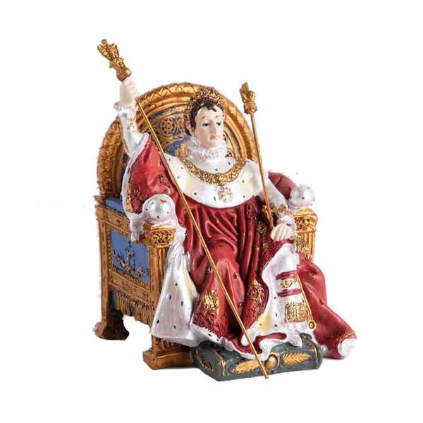 La figurine du sacre de Napoléon