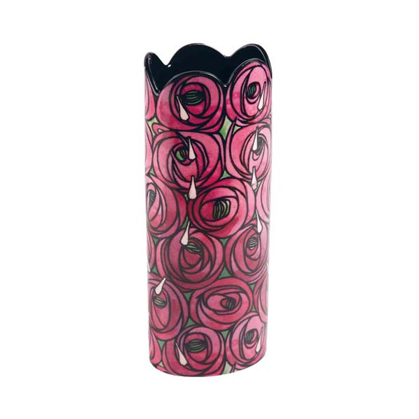 Le vase inspiré des Roses et Larmes