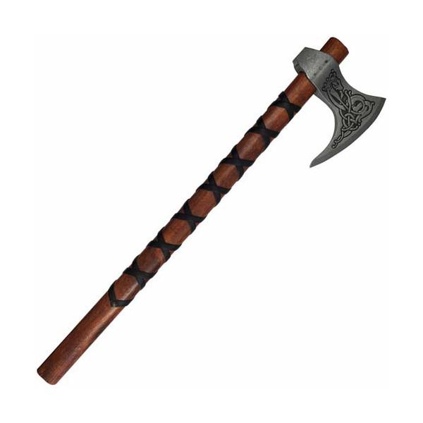 La hache viking du IXe siècle