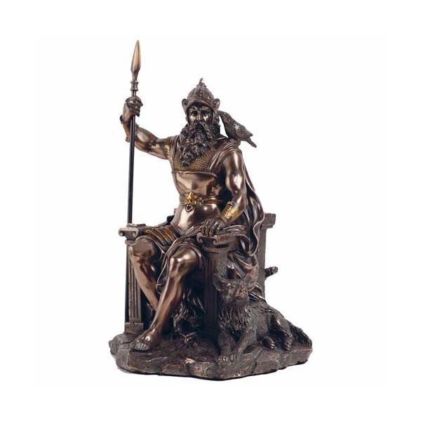 La statuette d'Odin