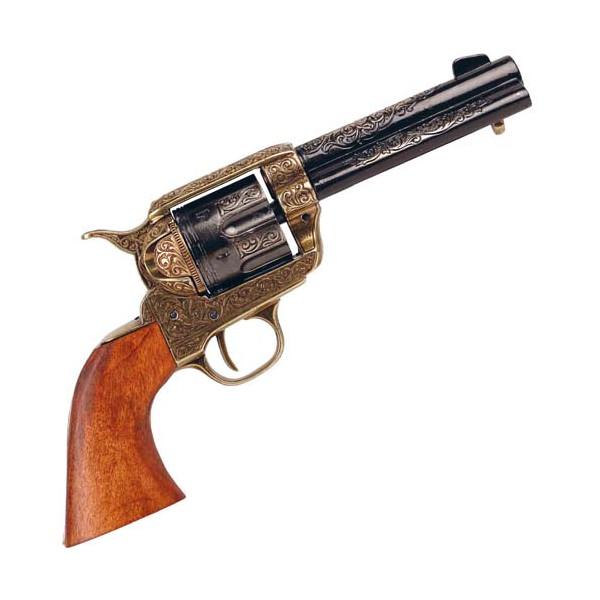 Le revolver USA 1886 Western