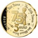 "La 5 Euro Or France BE 2021 - ""Le Petit Prince"""
