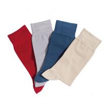 Chaussettes bambou - les 4 paires