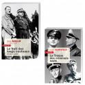 Lot de 2 ouvrages : La Nuit des longs couteaux + La Traque des criminels nazis