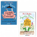 Lot de 2 ouvrages : Secrets sur canapé + Les Pissenlits par la racine