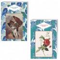 Lot de 2 ouvrages : Le Petit Livre des chats + Le Petit Livre des roses