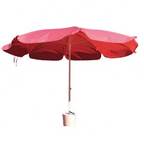 Pied de parasol security
