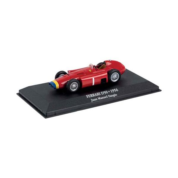 La Ferrari D50 1956