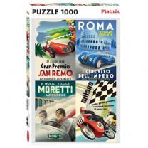 Le puzzle affiches italiennes