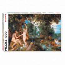 Le puzzle jardin d'Eden de Rubens