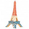 La Tour Eiffel en mosaïques