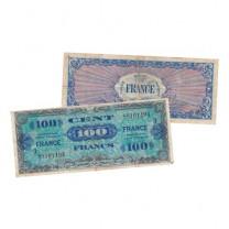 Le billet 100 Francs France 1944
