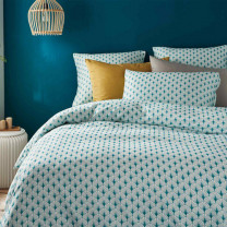 Housse de couette Origami BlanClarence®
