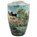 Le vase jardin à Argenteuil de Claude Monet