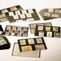 Cartes de rangement 148 x 85 mm
