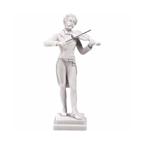 La statuette de Strauss