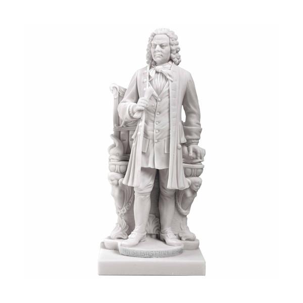 La statuette de Bach
