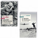Lot de 2 ouvrages : La Bataille de Dunkerque + 100 000 morts oubliés