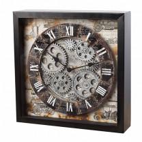 Horloge engrenages