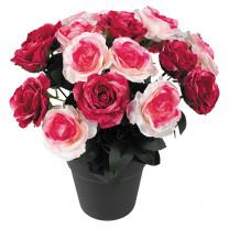 """Bouquet de 18 roses """"éternelles"""""""