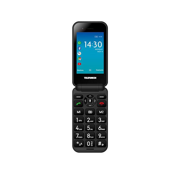Téléphone à clapet Telefunken