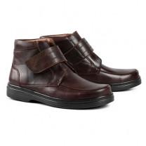 Boots confort grande largeur
