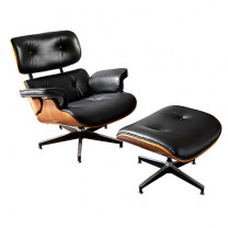 Fauteuil cuir lounge