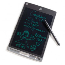Ardoise tactile LCD