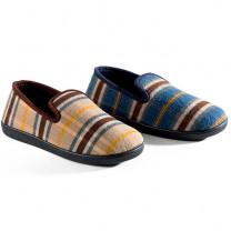 Duo de chaussons Flex'confort - les 2 paires