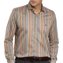 Chemise rayures Toffee