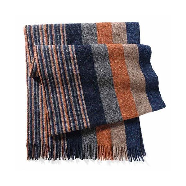Écharpe laine & soie