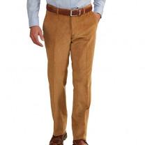 Pantalon velours stretch confort