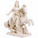 La statuette de Louis XVI à cheval