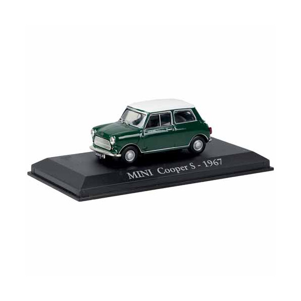 La mini Cooper S - 1967