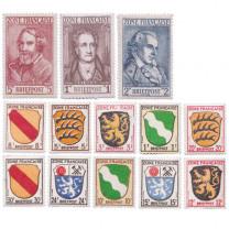 Zones d'occupation allemande 1945