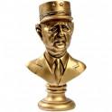 Le buste du Général de Gaulle