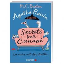 Agatha Raisin : Secrets sur canapé