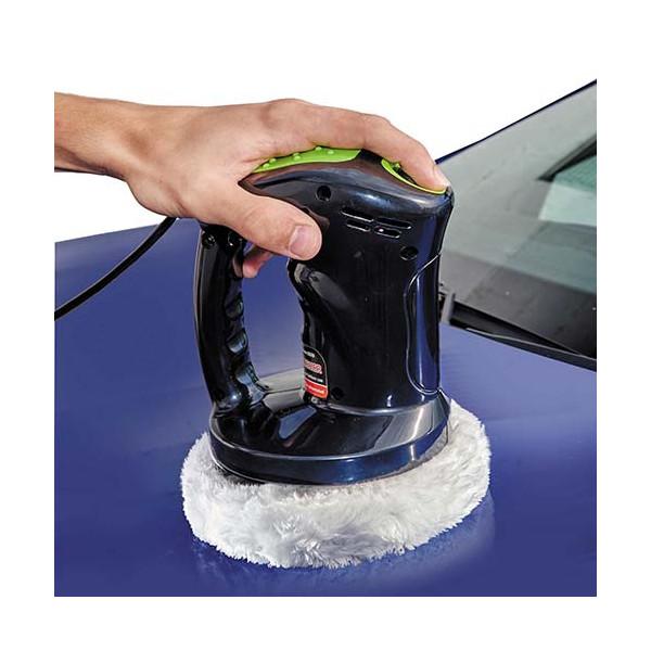 Cireuse-polisseuse de voiture