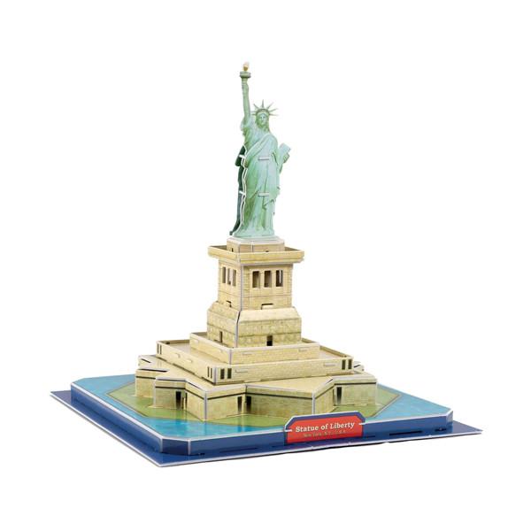 Le puzzle 3D Statue de la liberté