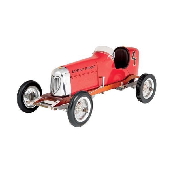 La voiture de course de 1930