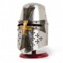 Le Heaume de chevalier teutonique