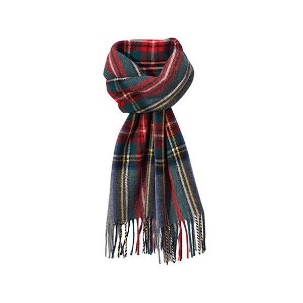 Echarpe laine Edimbourg