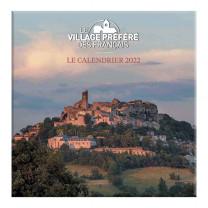 Le Calendrier 2022,  Le Village préféré des Français
