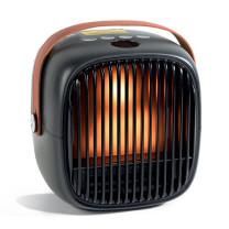 Chauffage nomade «feu de bois»