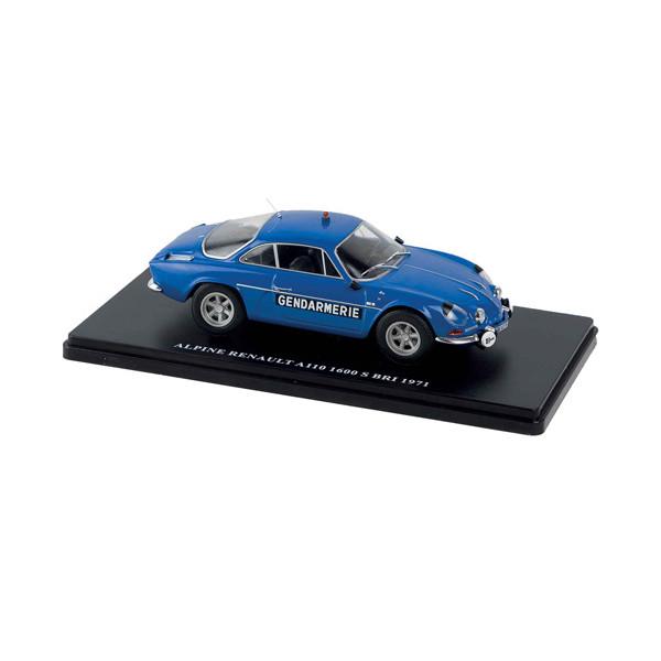 La Renault Alpine Gendarmerie