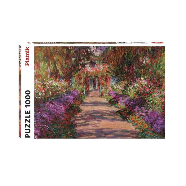 Le puzzle L'Allée dans le Jardin