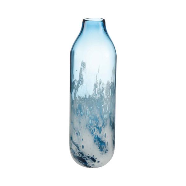 Le vase Aurore bleue