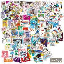 Les 400 timbres Sport